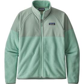Patagonia Lightweight Better Sweater Shell Jas Dames, gypsum green
